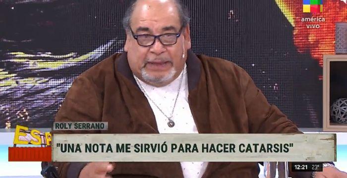 Roly Serrano.