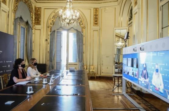 Negociaciones para producir otras vacunas contra el COVID en Argentina