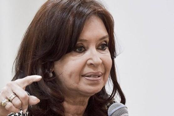 La reacción de Cristina Kirchner ante el discurso de Joe Biden