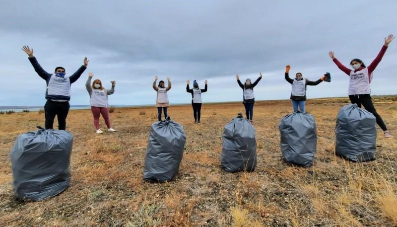"""En el marco del Programa """"Guardianes del Estuario"""" comenzaron las tareas de campo participativas que tienen como fin el cuidado y la conservación del sitio."""