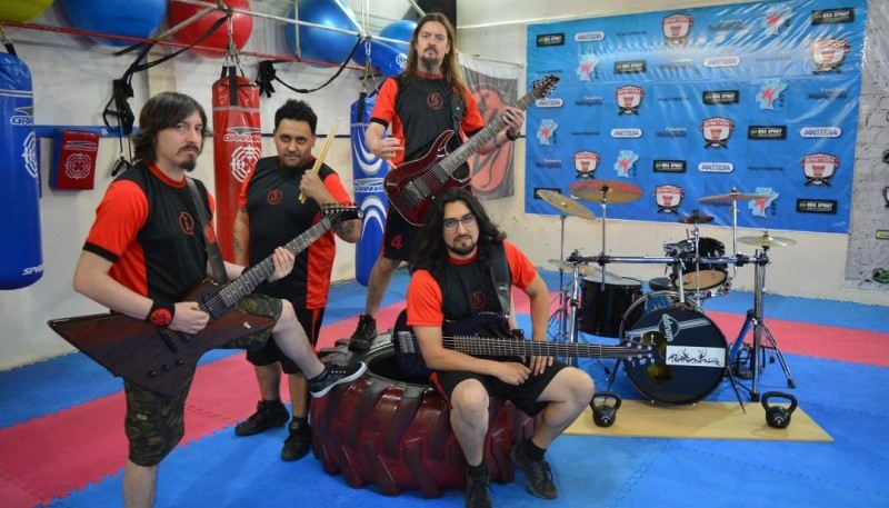 Draconis Domingo 21:00 en Metal World Streaming Fest I
