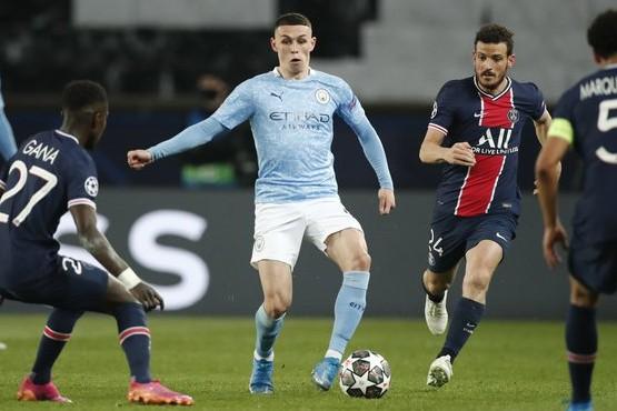 Manchester City y PSG definen al primer finalista de la Champions League: Hora y TV