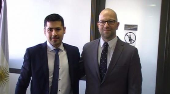 Los doctores Quinteros y Kronemberger asumieron como nuevos funcionarios de fiscalía