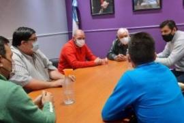 Autoridades provinciales acordaron una agenda de trabajo con Piedra Buena