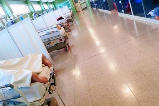 La cruda imagen y pedido de conciencia de una enfermera de terapia intensiva