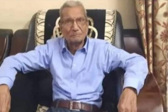 Tenía 85 años, estaba internado por coronavirus y renunció a su cama para salvar a un paciente más joven