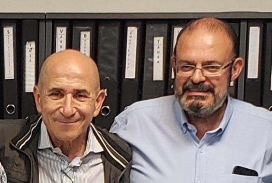 """""""Esperón ha sido un hombre muy importante para la Industria de la región"""""""