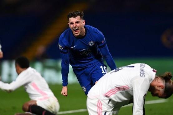 Chelsea venció a Real Madrid hay final inglesa en la Champions League
