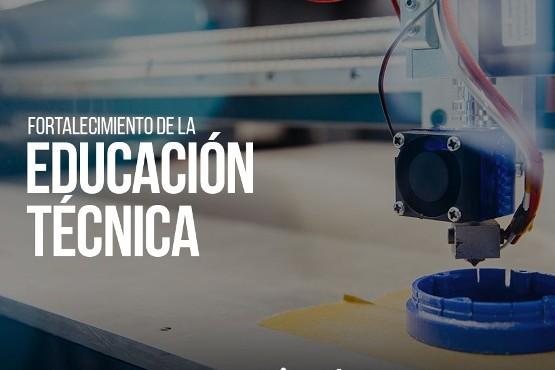 Banco Santa Cruz patrocinará proyectos vinculados a educación técnica, empleo y desarrollo tecnológico