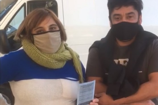 Una estrategia chilena de vacunación se aplicó en El Calafate