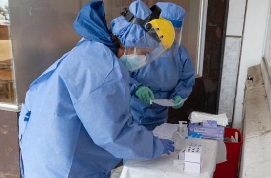 Coronavirus  Testean a asintomáticos en Río Gallegos