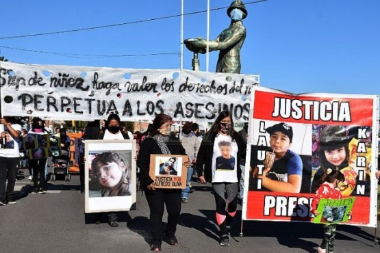 Familiares piden justicia.