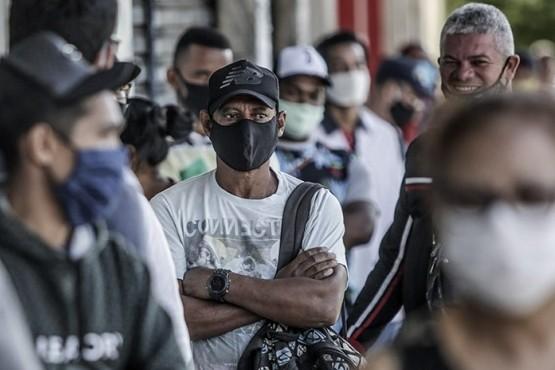 Detectaron en Río de Janeiro una mutación de la cepa de Manaos