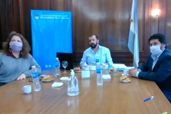 Encuentro virtual del Consejo Federal de los Mayores