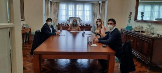 Reunión clave entre Alicia Kirchner y autoridades sanitarias de Nación