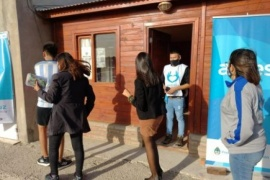 Se concretó una nueva jornada de CIC Móvil en Caleta Olivia