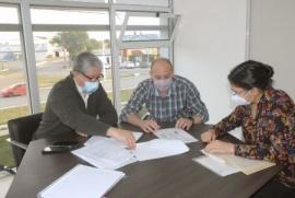 Autoridades provinciales mantuvieron una reunión con el municipio de Río Turbio y El Chaltén