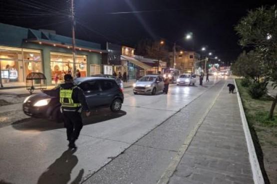 Amplio despliegue policial para realizar operativos de saturación en la Provincia