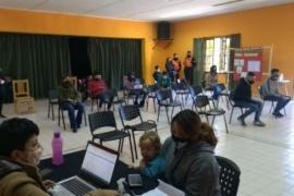 Avanza el Programa Potenciar Trabajo en localidades de Santa Cruz