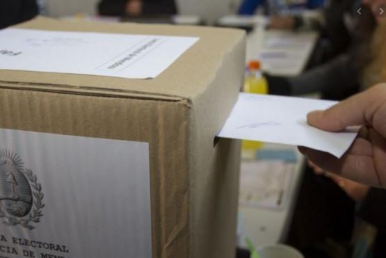 Se consensuó un proyecto de Ley para modificar el cronograma electoral.