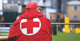 El trabajo primordial de la Cruz Roja durante esta pandemia.