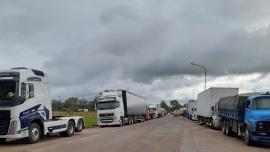 Destinaron 4600 vacunas para que Moyano distribuya entre camioneros