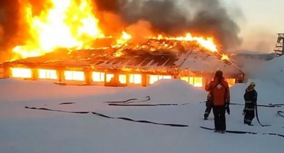 Archivaron la causa por el incendio en la Confitería La Piedra