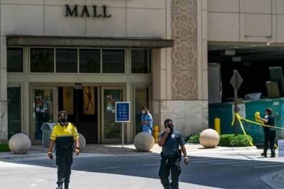 Pánico en Miami: tiroteo y heridos en uno de los shoppings más populares
