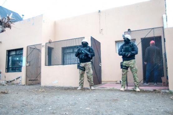 Oficiales de Fuerzas Especiales