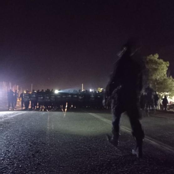 Liberaron a los detenidos en la ruta y la Fiscalía no presentó cargos
