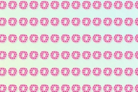 Ubica la 'D' entre las letras 'O' de la imagen que es furor en redes