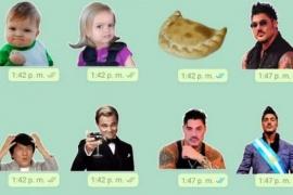 Sugerencia de stickers, la nueva actualización que llega a WhatsApp