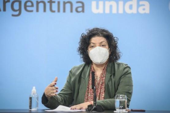Carla Vizzotti inicia reuniones con la misión israelí para la producción de la vacuna contra el coronavirus