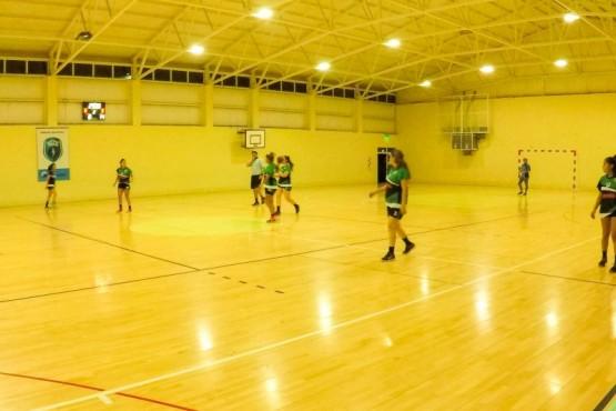 Comenzó a disputarse ayer la Liga Municipal de Handball