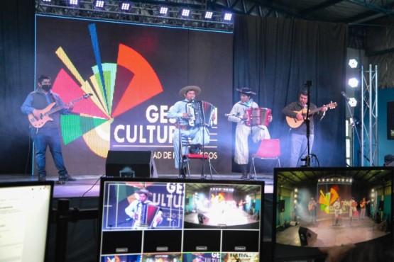 El Festival potencia a los artistas locales.