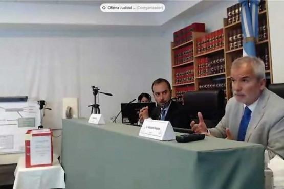 En fallo divido los jueces resolvieron la prisión preventiva para Cisterna, Pagani y Bortagaray