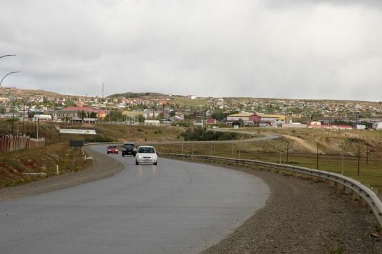 El hecho y allanamiento sucedieron en la localidad de Río Turbio.