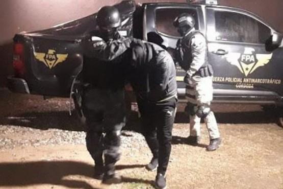 Cayó un policía retirado acusado de liderar una banda narco