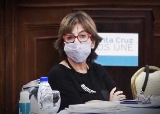 """Mercau: """"Trabajamos para agilizar los trámites y tiempos de la Justicia"""""""