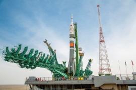 Una agencia espacial enviará a una actriz y un director a filmar una película en una estación espacial