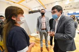 Arroyo elogió el desarrollo del programa de incubadora de proyectos productivos de Trelew