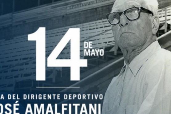 En homenaje a José Pepe Amalfitani, ex presidente y orgullo de Vélez Sarsfield.