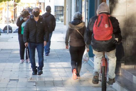 Río Gallegos sigue siendo la ciudad con más casos.