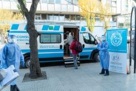 Dónde seguirán los testeos a población asintomática en Río Gallegos