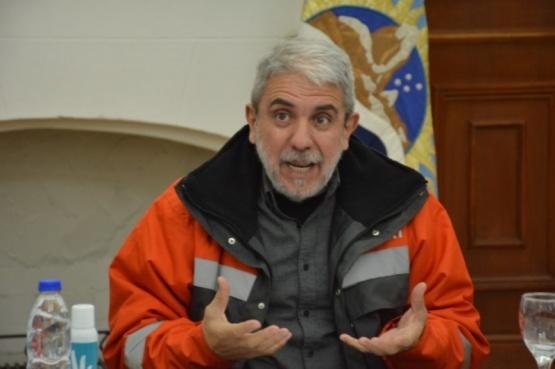 Aníbal Fernández. (C.G)