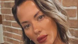 """""""Quiero vivir y una loca no me va a dejar"""", el mensaje de Karina Jelinek que causó preocupación"""