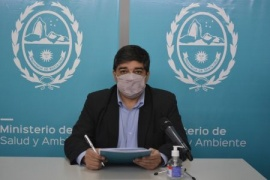 """Claudio García: """"Continúa la vacunación a grupos de riesgo para tener mayor población inmunizada"""""""