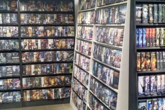 La era VHS y el Videoclub.