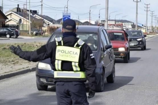 Informaron nueva medida para la circulación en Río Gallegos
