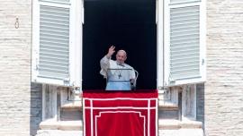 """El Papa definió el abuso a menores como """"una especie de asesinato psicológico"""""""